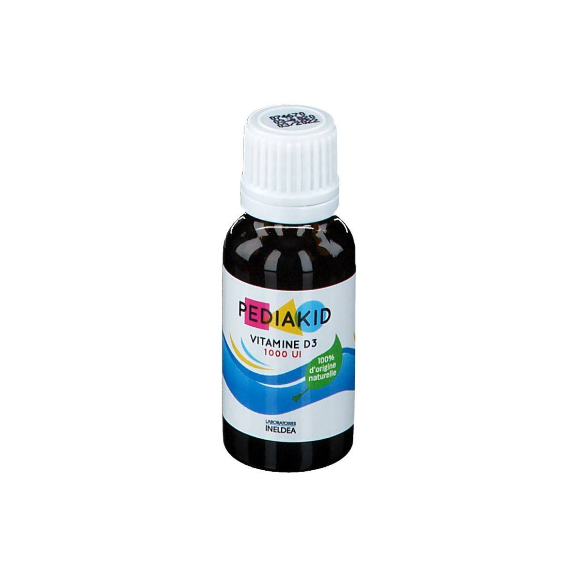 PEDIAKID® Vitamine D3 ml goutte(s)