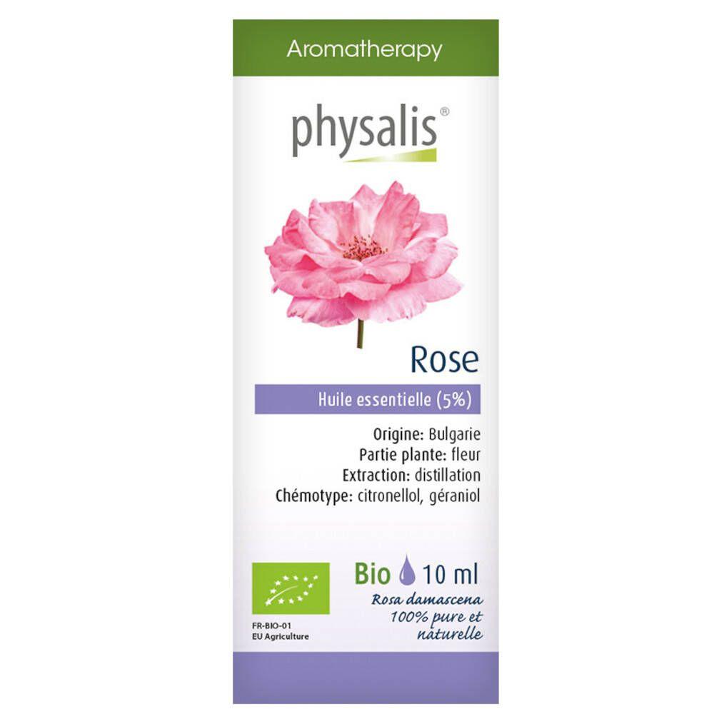 physalis® Physalis Rose Huile Essentielle Bio ml huile