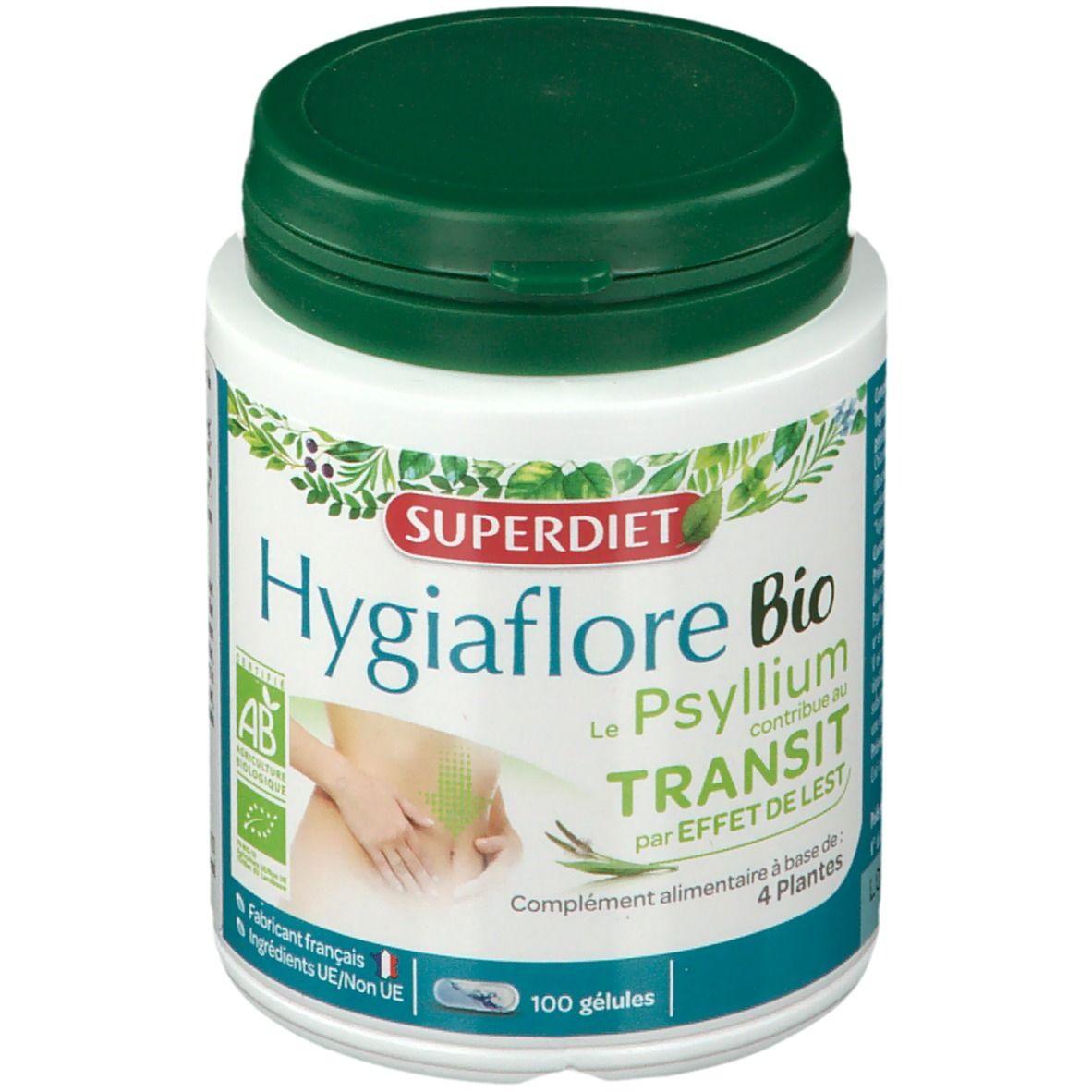 Super Diet Hygiaflore Psyllium Bio pc(s) capsule(s)