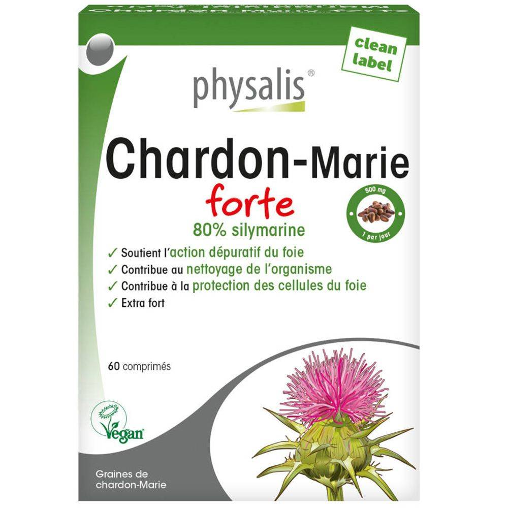 physalis® Physalis Chardon Marie pc(s) comprimé(s)