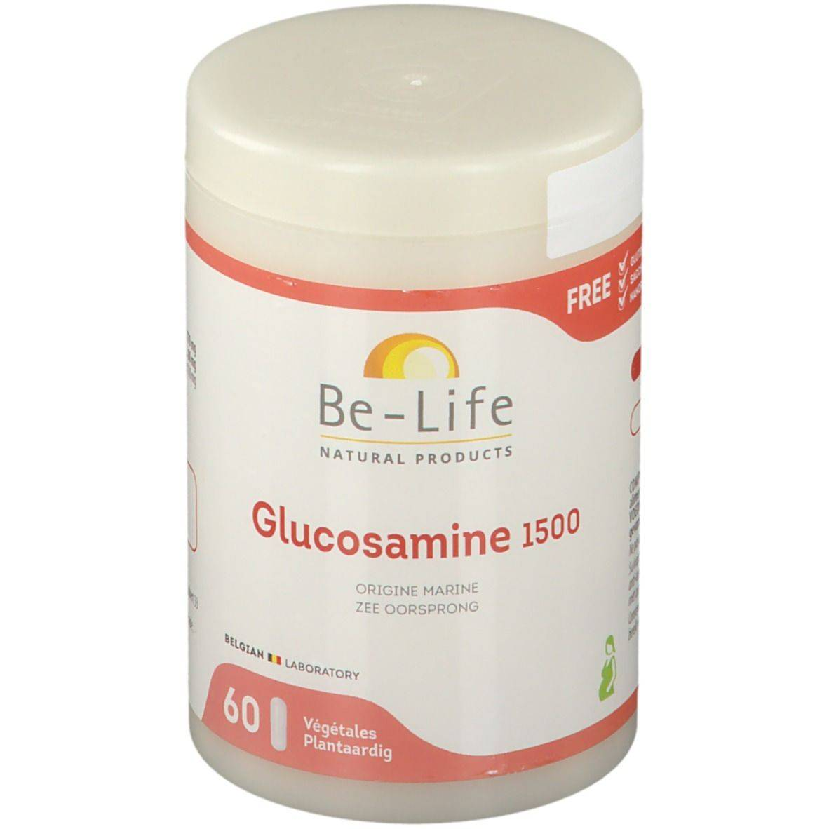 Be-Life Glucosamine 1500 mg pc(s) capsule(s)