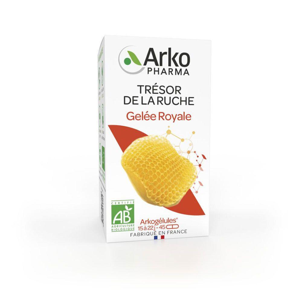 Arkopharma Arkogélules Gelée Royale Bio pc(s) capsule(s)