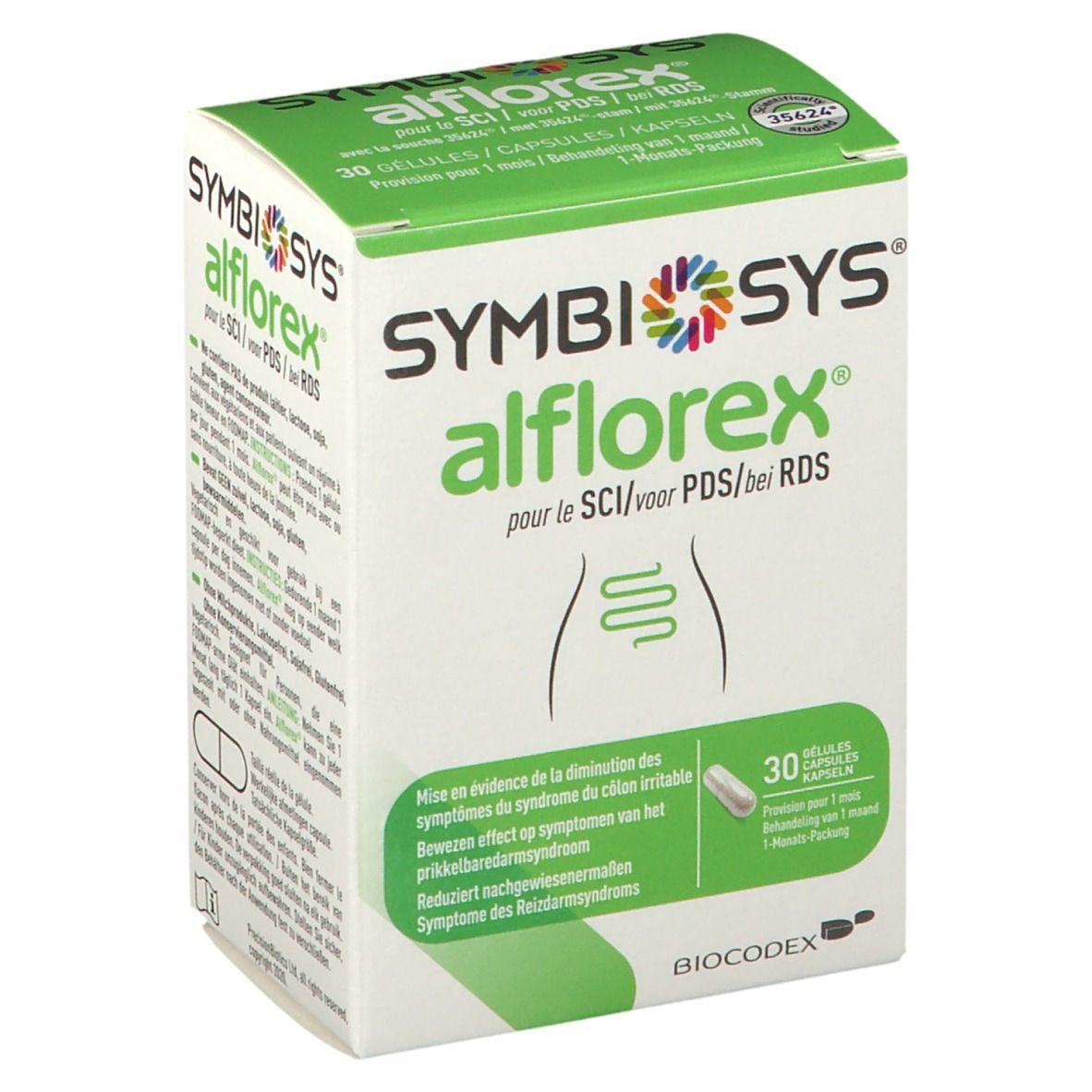 SYMBIOSYS® alflorex® pour le SCI pc(s) capsule(s)