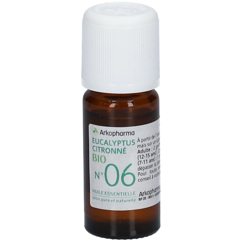 Akropharma ARKOPHARMA OLFAE® N°06 Huile Essentielle d'Eucalyptus Citronné Bio ml solution(s)