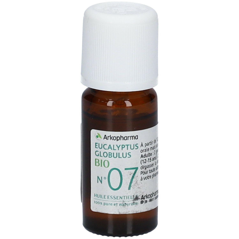Akropharma ARKOPHARMA OLFAE® N°07 Huile essenetielle d'Eucalyptus Globulus Bio ml solution(s)