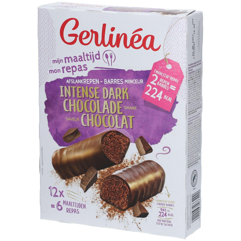 Gerlinéa Barres Repas Chocolat Noir Intense g barre(s)