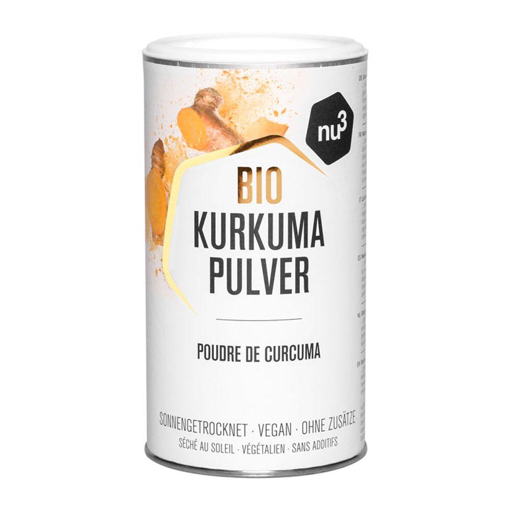 nu3 Curcuma bio en poudre 250 g g poudre