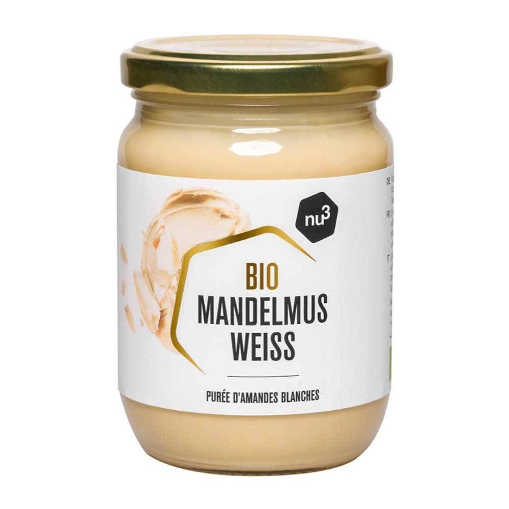 nu3 Purée d'Amandes Bio blanches g pâte