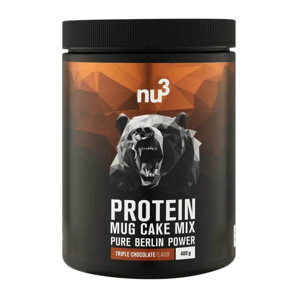 nu3 Mix Protéiné pour mug cake triple Chocolat g poudre