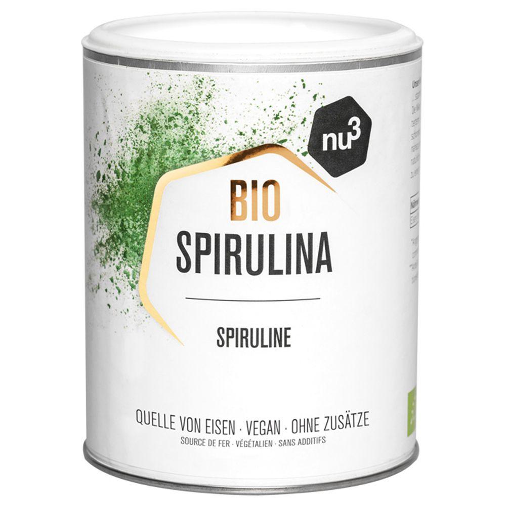 nu3 Spiruline Bio g poudre