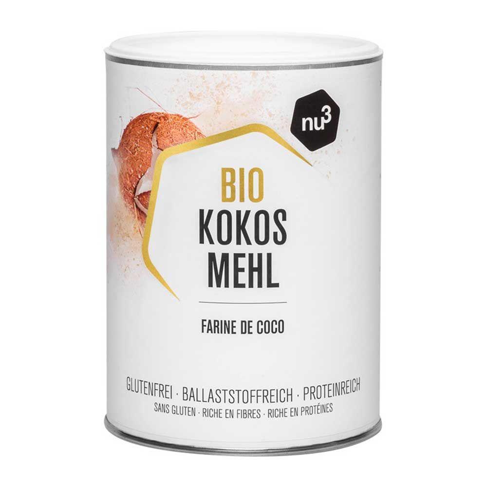 nu3 Farine de coco bio g poudre