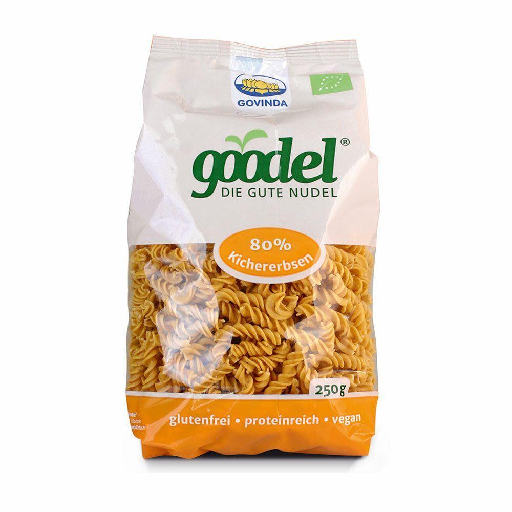 Govinda goodel® Pâtes bio aux pois chiches g