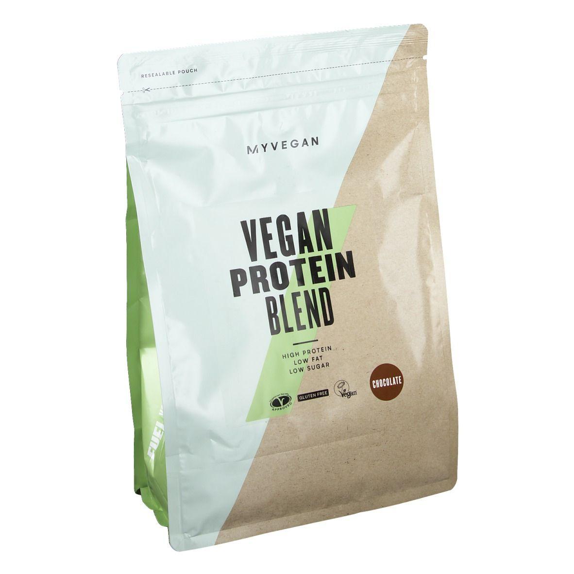 MyProtein® Vegan Protein Blend™ Chocolat kg poudre