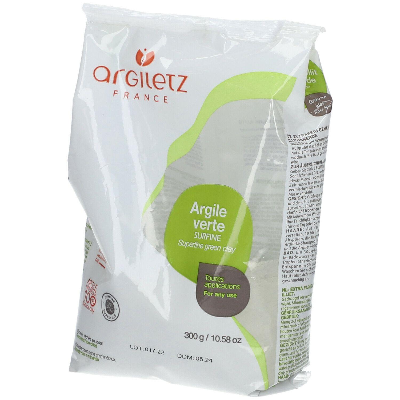 Argiletz Argile verte surfine g poudre