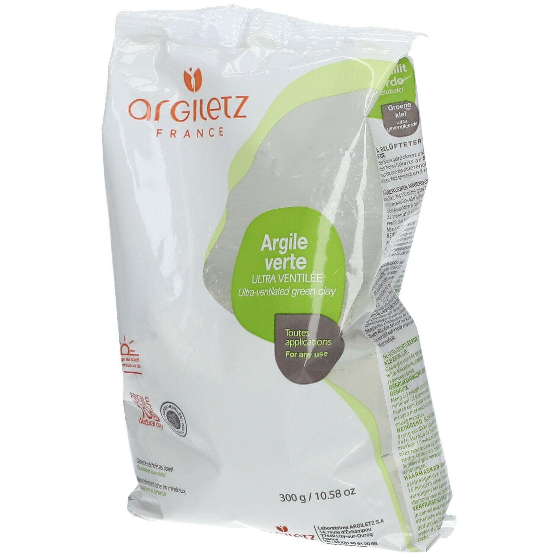 Argiletz argile verte ultra ventilée g poudre