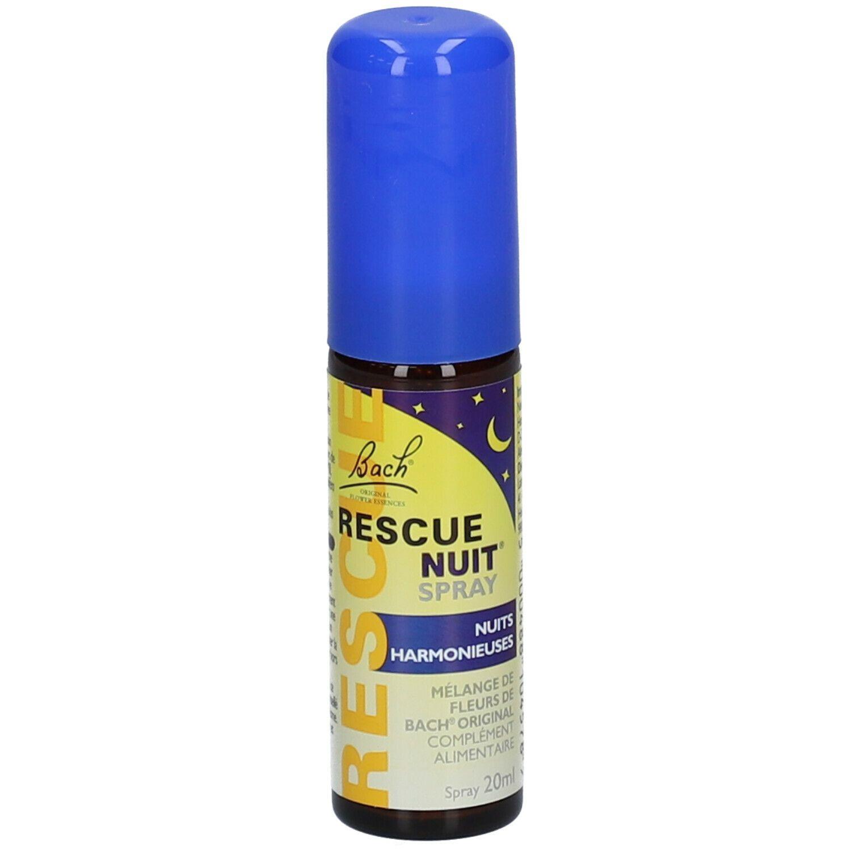 Bach® Fleurs de Bach Rescue® Nuit Spray ml spray