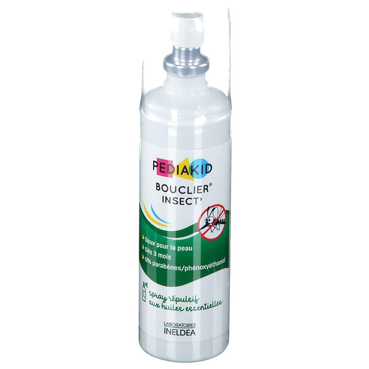 Pediakid Bouclier Insect' spray répulsif ml spray