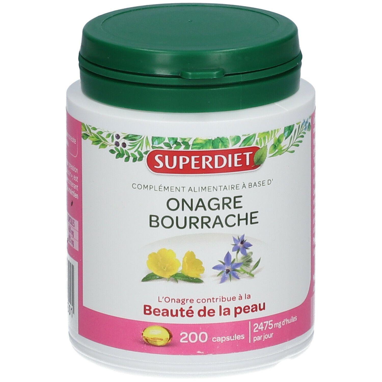 Super Diet Onagre - Bourrache pc(s) capsule(s) douce(s)