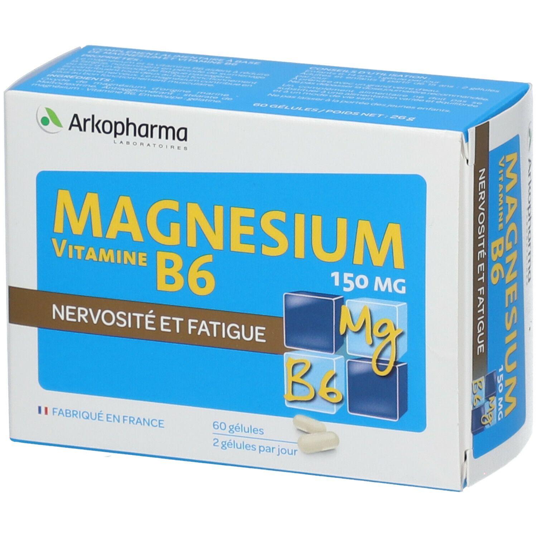 Magnesium Arkopharma Magnesium Vitamine B6 pc(s) capsule(s)