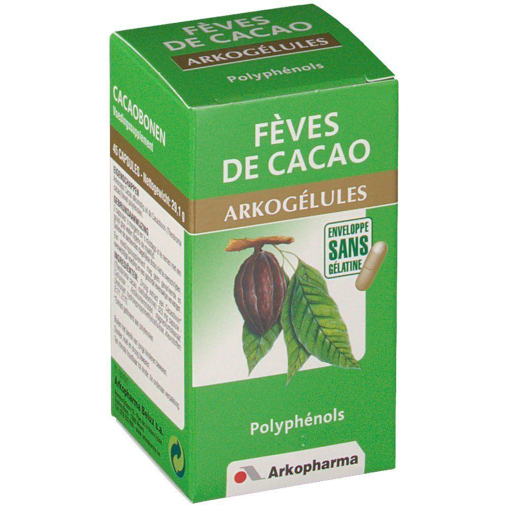 Arkogélules Arkopharma Arkogélules Fèves de Cacao pc(s) capsule(s)