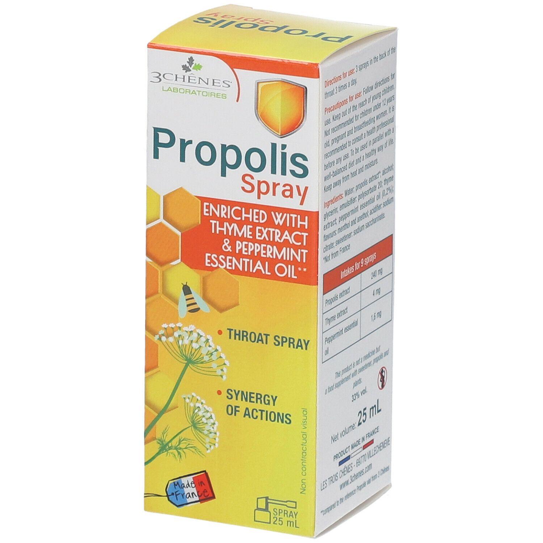 Propolis Les 3 Chênes® Propolis ml spray buccal