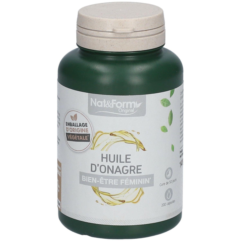 Nat & Form Huile d'Onagre pc(s) capsule(s)