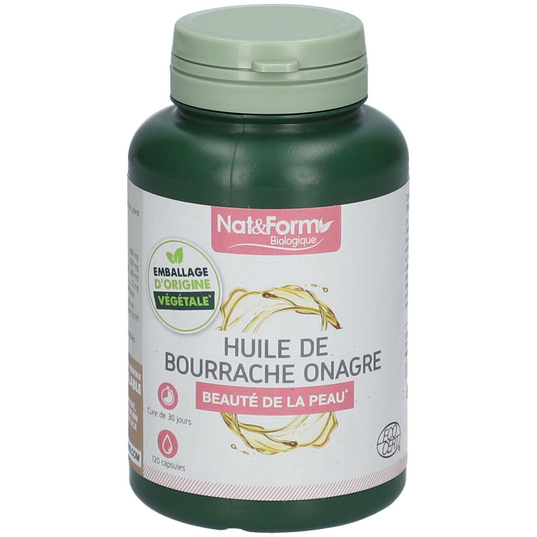 Nat & Form Bourrache Onagre Bio pc(s) capsule(s)