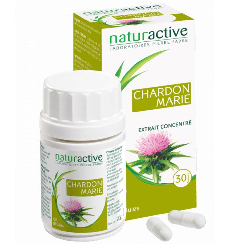 Naturactive Chardon Marie pc(s) capsule(s)