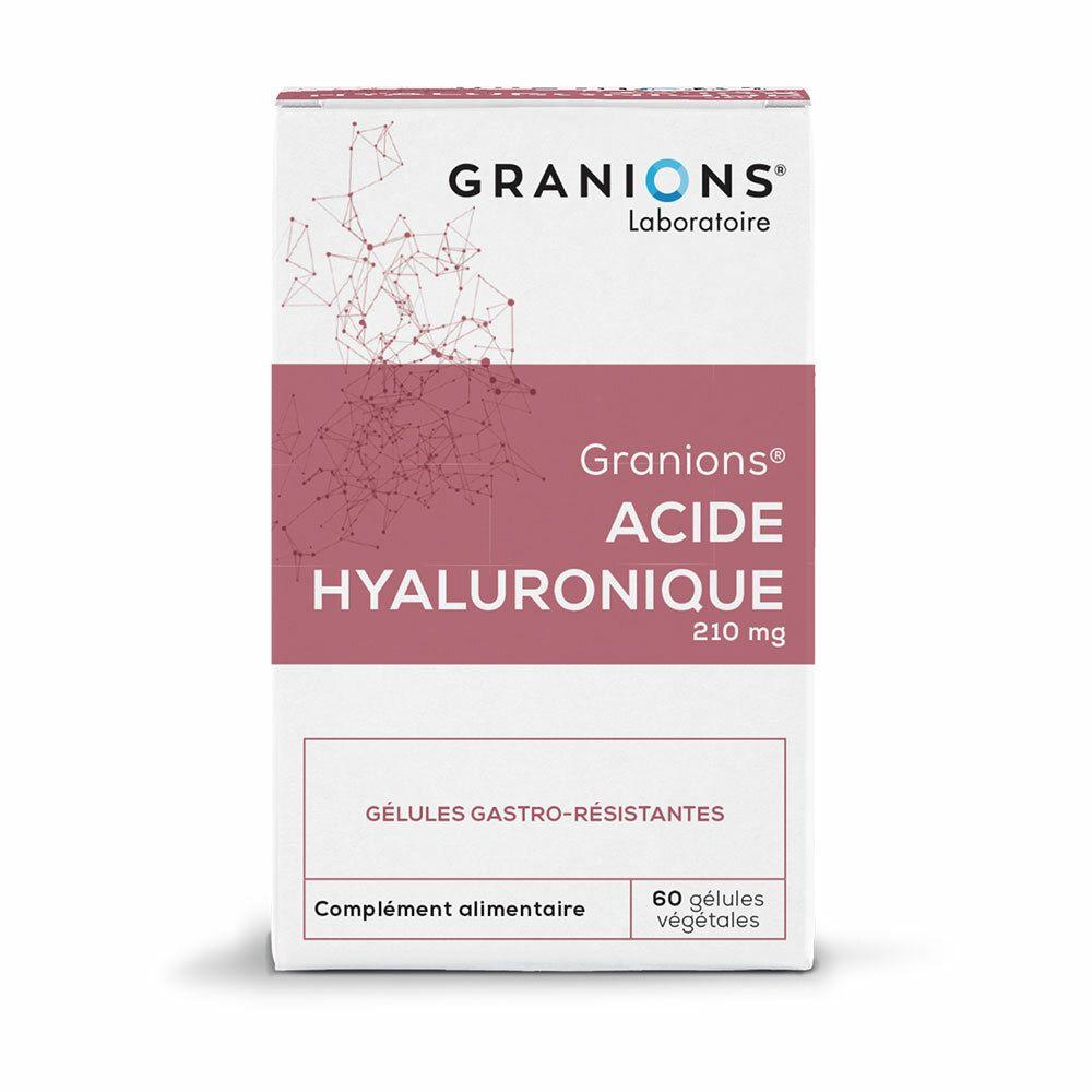 GRANIONS® Acide Hyaluronique 200 mg pc(s) capsule(s)