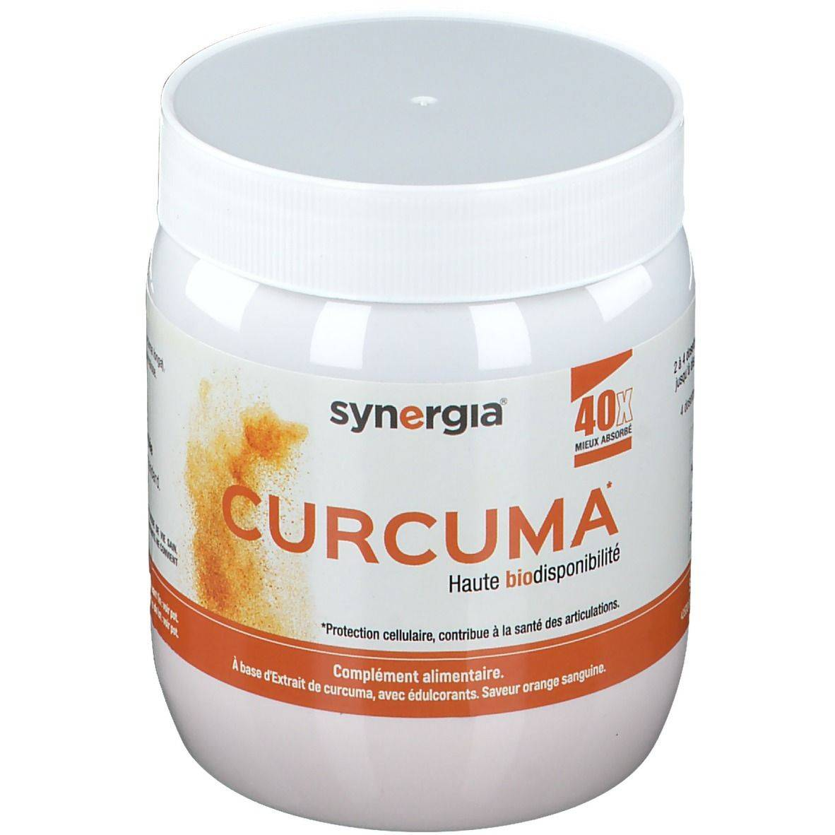 synergia® curcuma g poudre