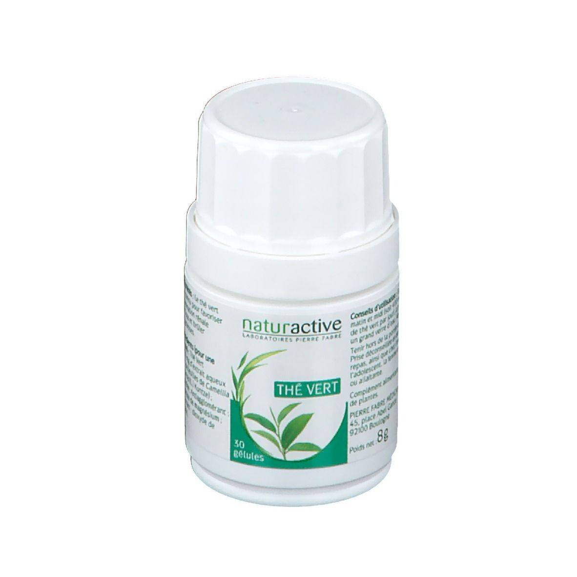 Naturactive Thé Vert pc(s) capsule(s)