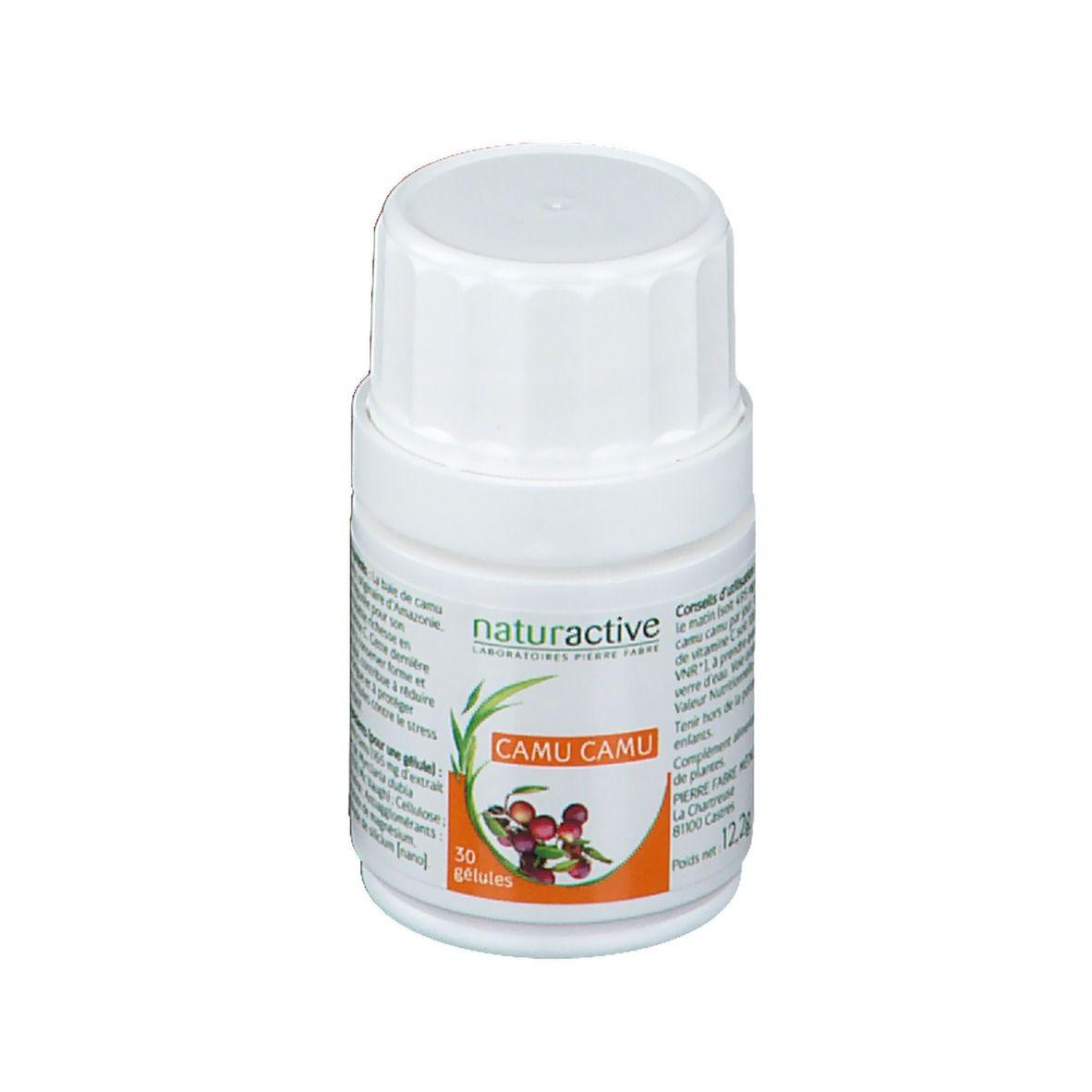 Naturactive Camu Camu pc(s) capsule(s)