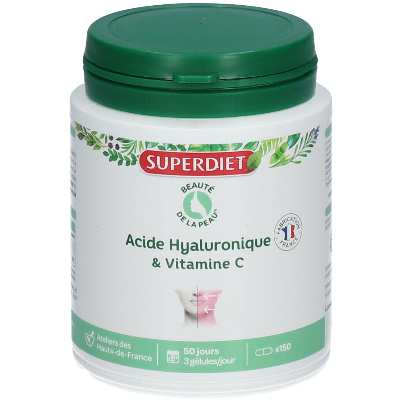 SUPERDIET Acide Hyaluronique + Vitamine C pc(s) capsule(s)