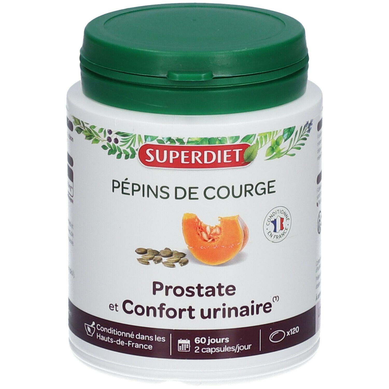 SUPERDIET Huile de Pépin de Courge Bio pc(s) capsule(s)