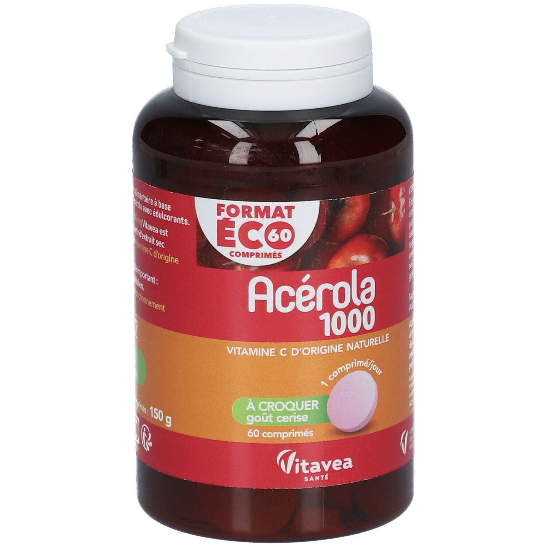Nutrisanté Acérola 1000 pc(s) comprimé(s)