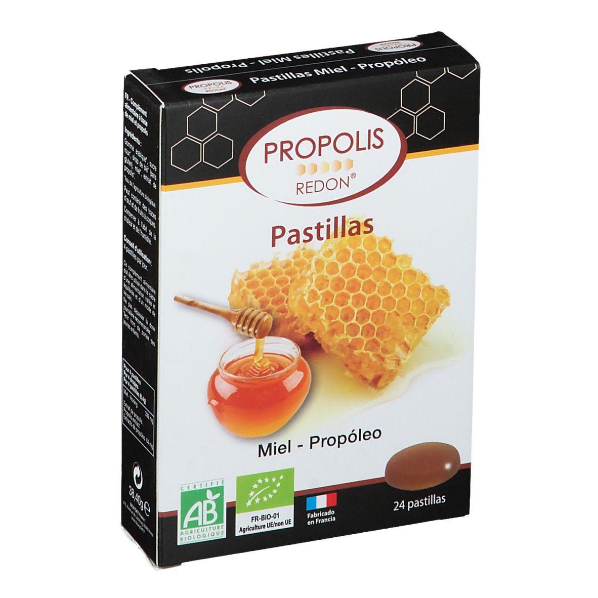 Propolis Redon® Pastilles Miel - Propolis pc(s) pastille(s)