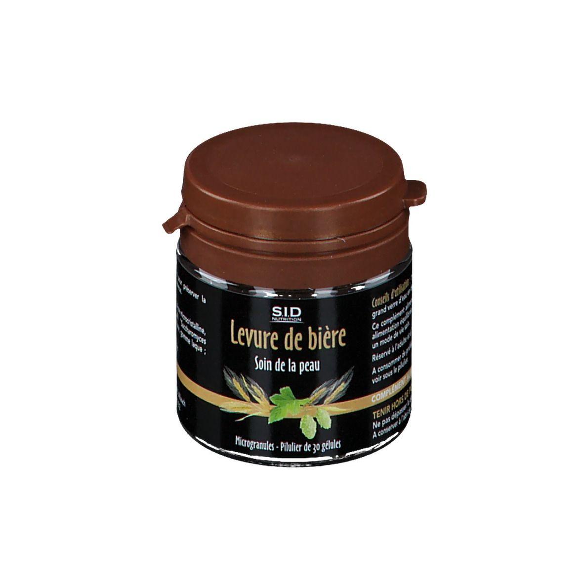 S.i.d Nutrition SID Nutrition Levure de bière pc(s) capsule(s)