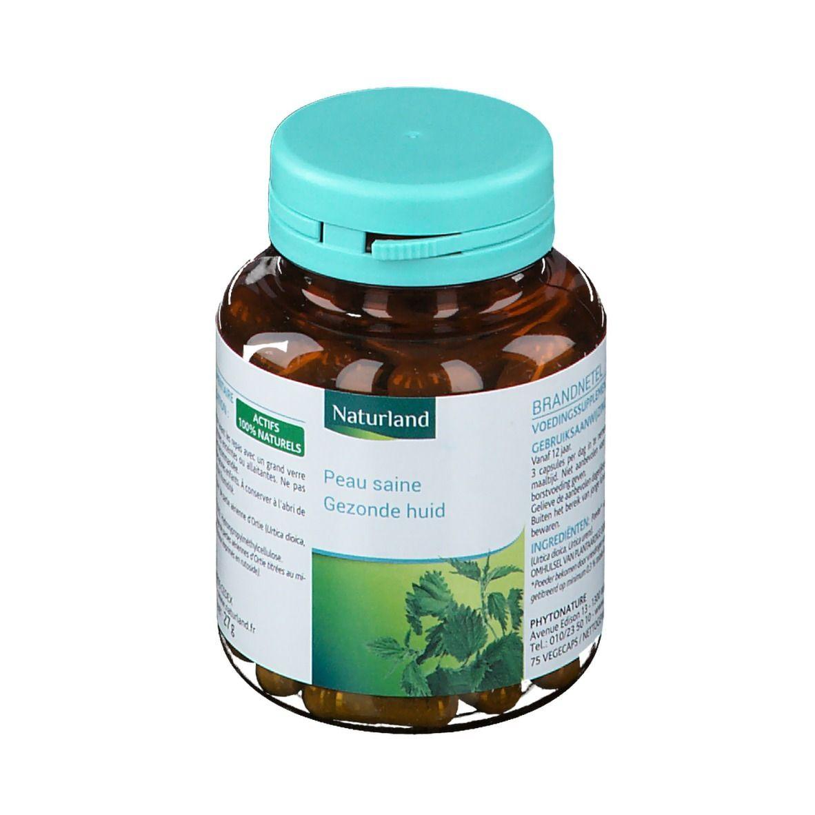 Naturland ORTIE pc(s) capsule(s)