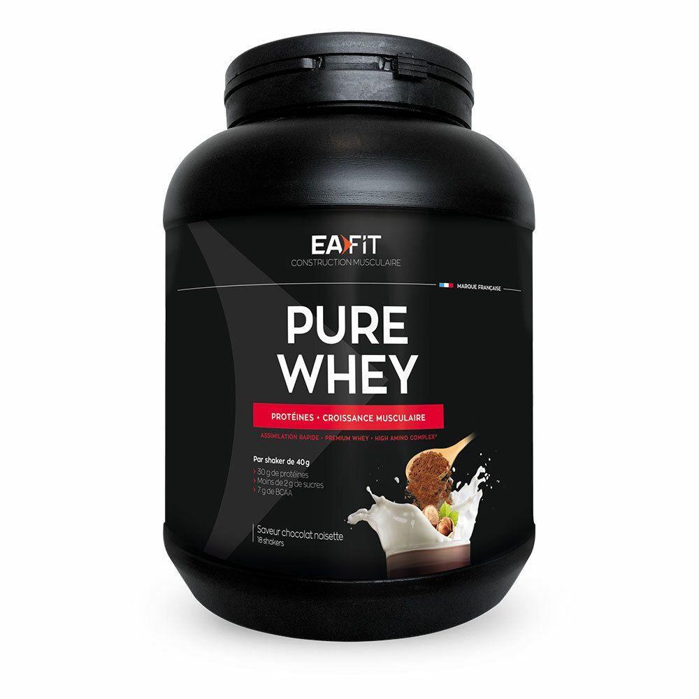 Eafit EA Fit Pure Whey Chocolat Noisette g poudre