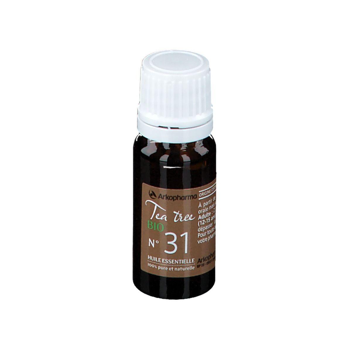 Arkopharma Huile essentielle de Tea tree (Arbre à thé) BIO ml goutte(s)