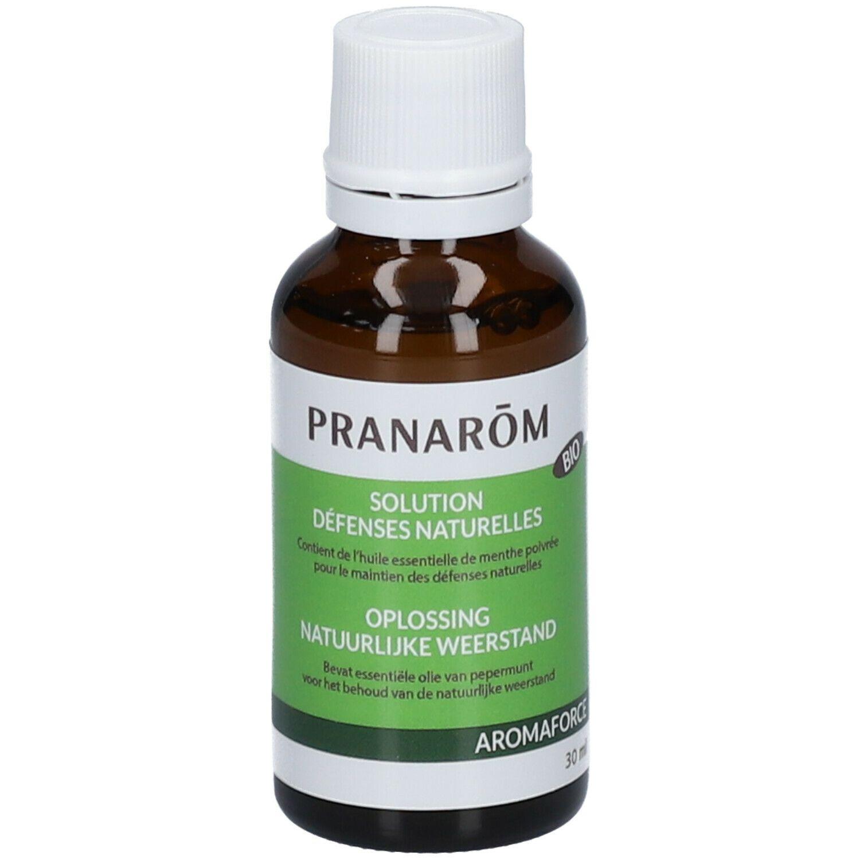 Pranarôm Aromaforce Bio Solution Défenses Naturelles ml huile