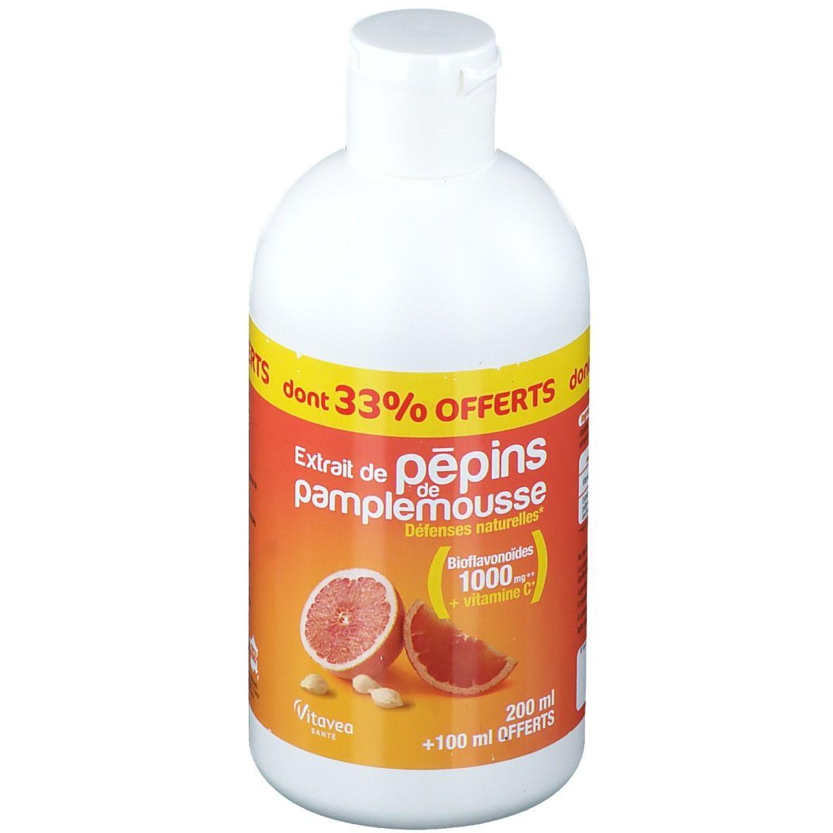 Nutrisanté Extrait de pépins de pamplemousse ml goutte(s)