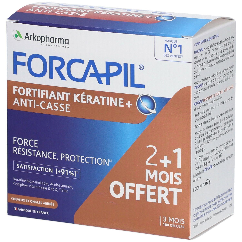 Akropharma Arkopharma FORCAPIL® KERATIN+ Cheveux et Ongles pc(s) comprimé(s)
