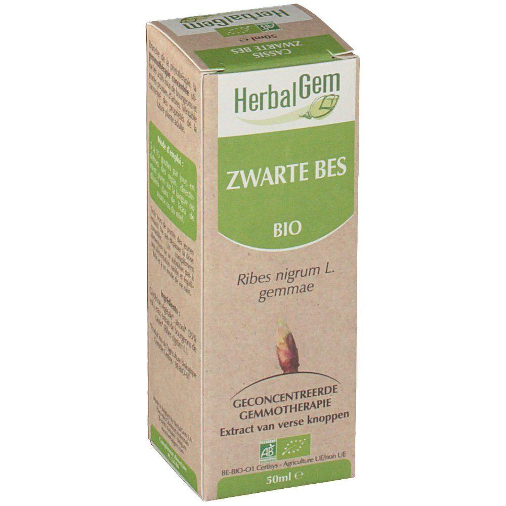 Herbalgem Cassis Macerat ml goutte(s)