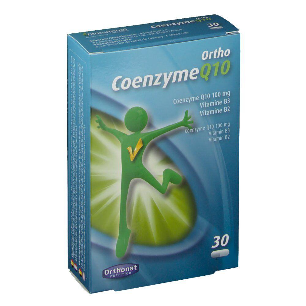 Orthonat ORTHO Coenzyme Q10 pc(s) capsule(s)