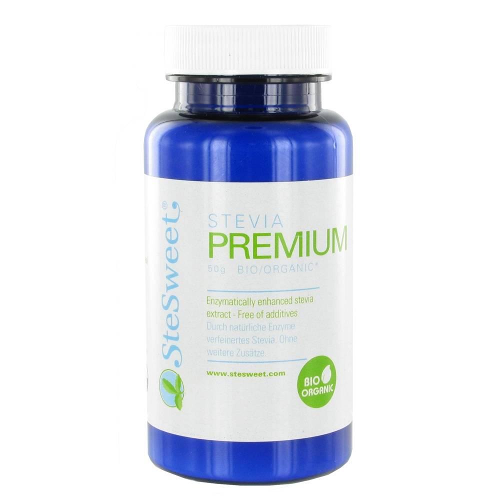 MarmaNatuurproducten Stesweet Stevia g poudre