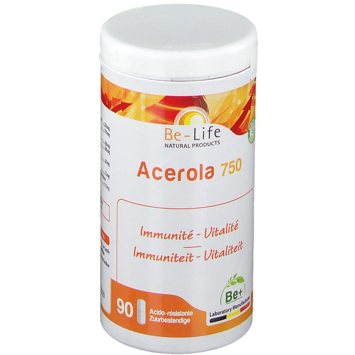 BIOLife Be-Life Acerola 750Mg pc(s) capsule(s)