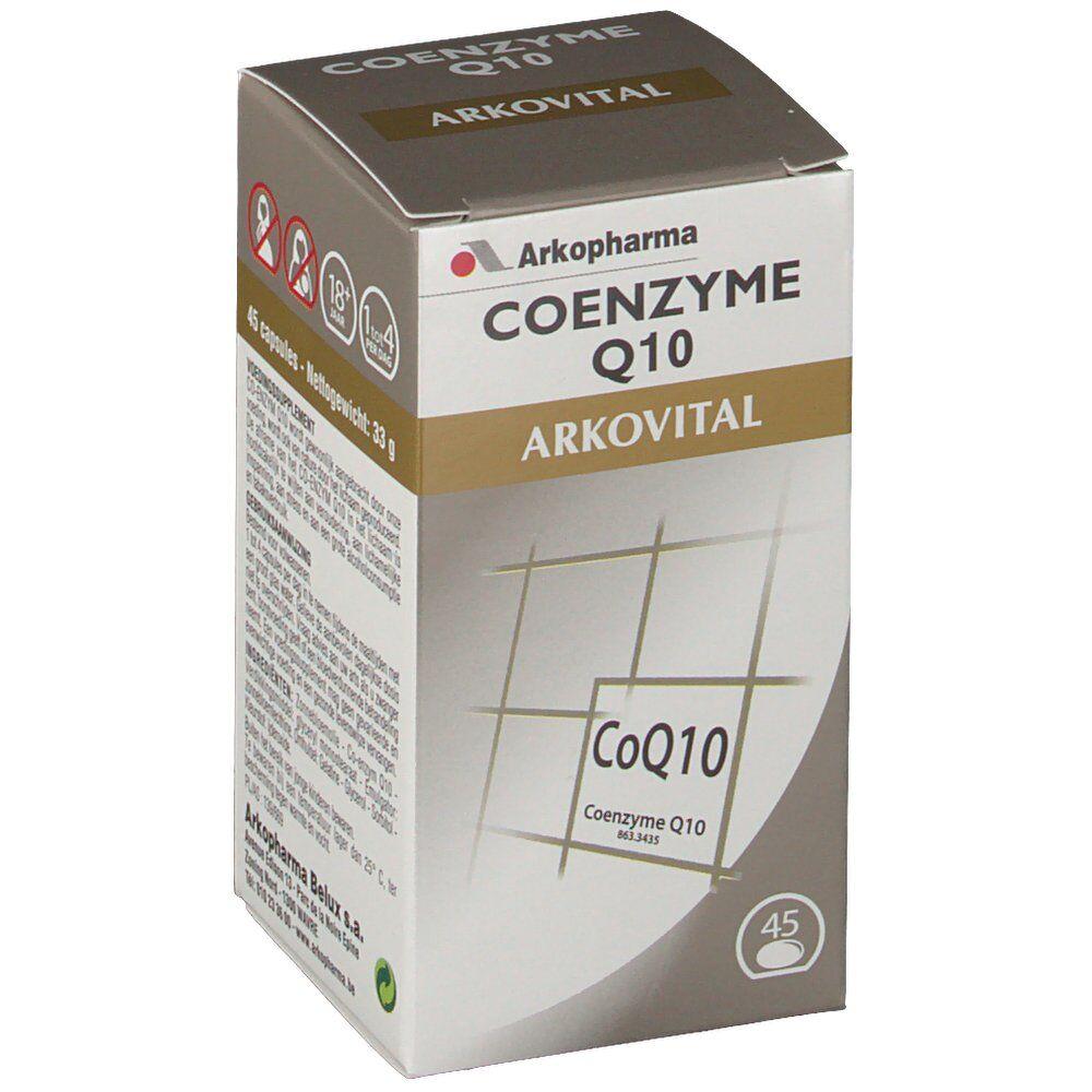 ArkopharmaBelux Arkopharma Arkovital® Coenzyme Q10 pc(s) capsule(s)