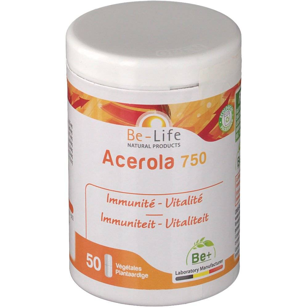 Be-Life Acerola 750mg pc(s) capsule(s)