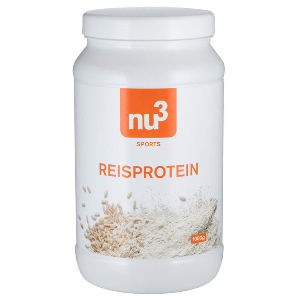 nu3 Protéine de Riz g poudre